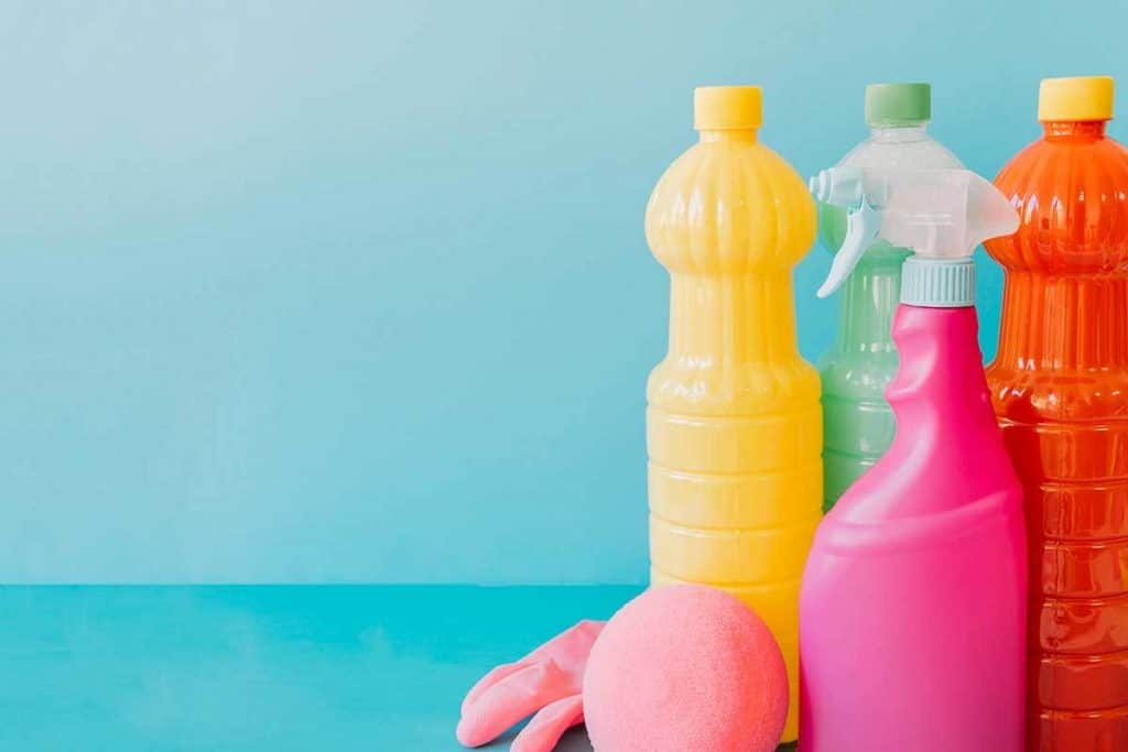 kitchen cleaning products everyone needs for kitchen maintenance